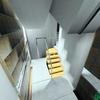 Estudio de iluminación y reforma de portal para colocación de ascensor