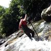 Foto: Estudio topográfico - río Lena