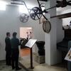 Exposición de la maquinaria original