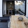 Exterior y cocina