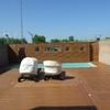 Exteriores, terraza y piscina, Pozuelo