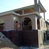 Construcción muro fachada con bloques split