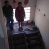 Formación de escalera nueva a buhardilla
