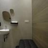 Construir vestuarios +lavabos