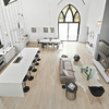 iglesia vivienda