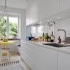 iluminación cocina con leds en los muebles