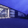 Instalar iluminación led edificio