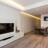 Iluminación moderna en piso