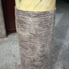 Impreso de monocapa en columna
