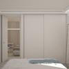 infografia del proyecto del dormitorio