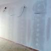 Insonorización de techo y medianera de Restaurante .