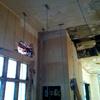 Insonorización de techo de piso