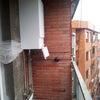 Foto: Instalación de calefacción en Santutxu