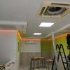 Instalación de iluminación perimetral
