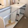 Instalación de mobiliario