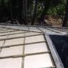 Instalación de rastreles de madera y placas de aislantes