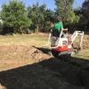 Instalación de riego jardín particular