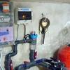 Instalación eléctrica en piscina