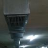 Foto: Instalación Extracción de chapa en garaje