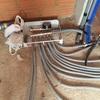 Instalacion por colectores calefacción