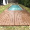 Instalación y compra piscina pvc o poliester medidas aproximadamente 7 m×4 m