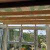 Instalación vigas y techo