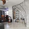 Construccion de escalera interior que comunique planta baja y superior