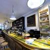 Interiorismo Cafetería. Zona de Barra