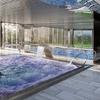 Jacuzzi o piscina en la terraza zaragoza