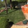 Jardín de tepes