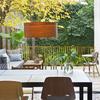 Comunicar salon con el jardin