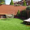 Reformar y reorganizar jardin  y patio en chalet pareado palma mallorca