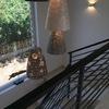 Juego de Luces sobre Escalera