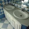 Lavabos y almacenamiento baño 2