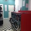 Domótica en lavandería autoservicio