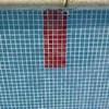 Limpiar y lechar piscina
