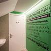 Letras decorativas en el Baño - El Taller