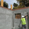 Levantamientos de muros de carga