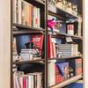 Librería diseñada a medida