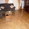 Lijar y barnizar piso