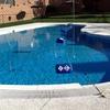 Mantenimiento piscina y socorrista durante temporada estiva