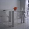 Susticion de vidrio mesa