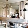 mesa de comedor amplia