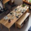 Mesas y sillas colección RÅVAROR IKEA