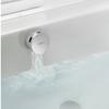 Mezclador de bañera y desagüe todo en uno
