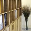 Mobiliario diseñado y fabricado - GES