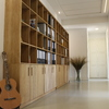 Mobiliario madera FSC Arqua