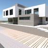 Modelo 3D  vivienda unifamiliar