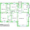 Proyecto para construir  chalet 82 m2 de planta con sótano (