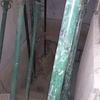 Modificación de zancas de escalera de bajada a sótano